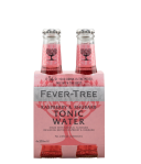 Fever Tree Raspberry & Rhubarb Tonic Water 4-pack